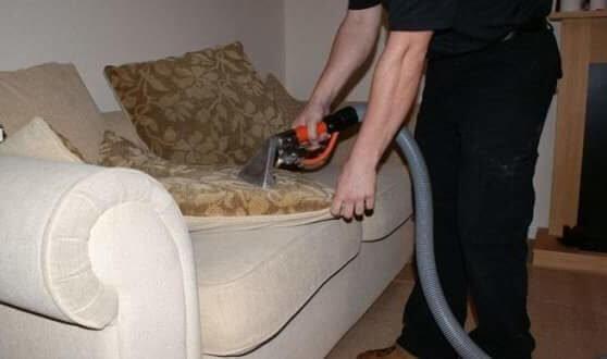 تنظيف مفروشات بالبخار براس تنورة