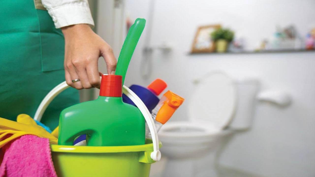 اهمية تطهير وتعقيم المنزل