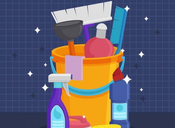 تنظيف و تعقيم مطابخ و حمامات