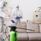 شركة تنظيف وتعقيم منازل